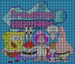 SpongeBob & Friends Crochet Pattern